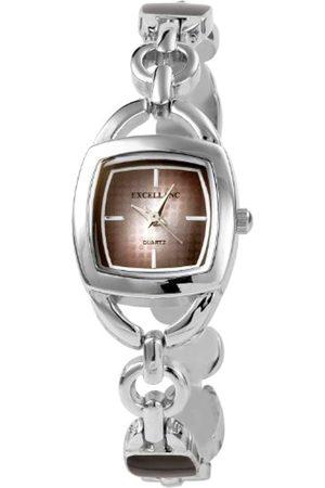 Excellanc Damen-Armbanduhr Analog Quarz Verschiedene Materialien 180021000343