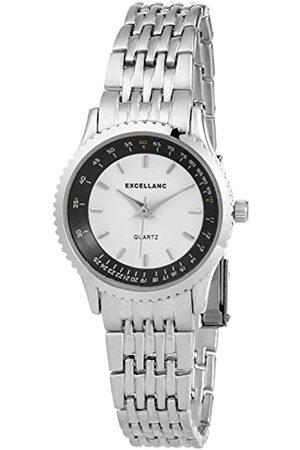 Excellanc Damen-Armbanduhr XS Analog Quarz Verschiedene Materialien 180422000022