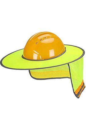 UNCO Damen Hüte - Hard Hat Sonnenschutz, Full & Standard Brim Mesh Sonnenschutz Hohe Sichtbarkeit reflektierend, Hard Hat Sonnenschutz, Hard Hat Zubehör, Hard Hat Visier, Hard Hat Shade, Hard Hat Shade