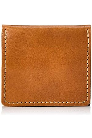 Naniwa Leather Reisetaschen - Tochigi Leder Slim Wallet Box Coin Case - 4589542634929