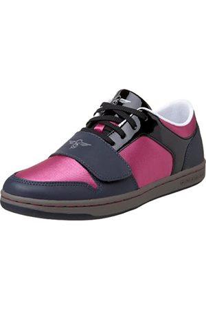 Creative Recreation Damen Cesario Lo Low-Top Sneaker, Pink ( /Marineblau/Fuchsia/Gunmetal)
