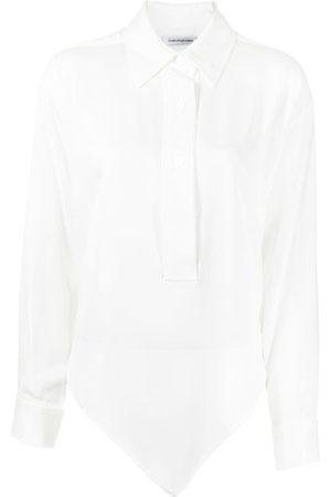 Christopher Esber Damen Blusen - Asymmetrisches Hemd
