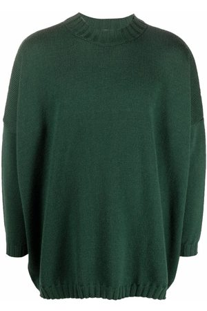 SOCIÉTÉ ANONYME Panelled wool sweater