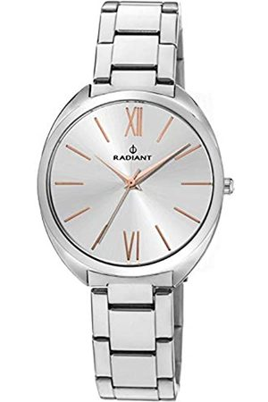 Radiant Damen Analog Quarz Uhr mit Edelstahl Armband RA420201