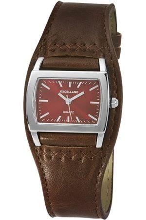 Excellanc Damen-Uhren mit Polyurethan Lederband 195025100075