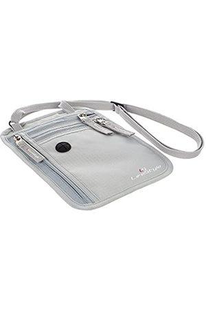 LS Lifestyle Premium Umhängebörse, RFID-blockierend, versteckte Reisetasche