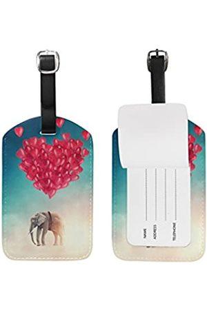 Use4 Tribal Faultier Blumen Floral Gepäck Tags Travel ID Tasche Tag für Koffer 1 Stück