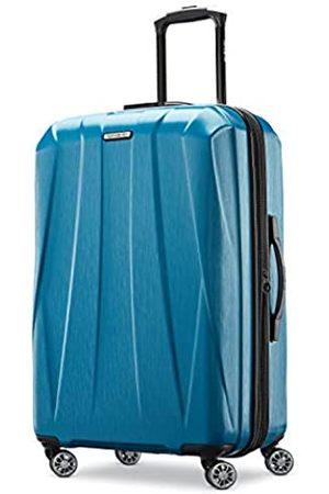 Samsonite Centric 2 Hardside erweiterbares Gepäck mit Spinnrollen (Blau)