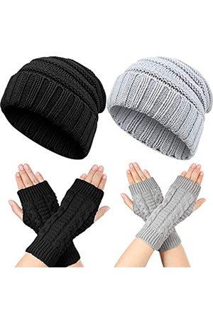 Syhood 2 Warm Slouchy Mütze Hüte