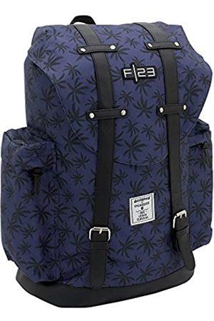 F23 Urban Survival Rucksack, 31x17x42 cm, Inkl. 2 Seitentaschen, 22 Liter, Miami
