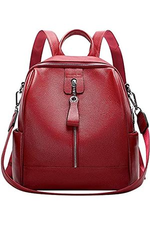 ALTOSY Genuine Leather Backpack for Women Convertible Backpack Purse Casual Shoulder Bag for Ladies (S61)