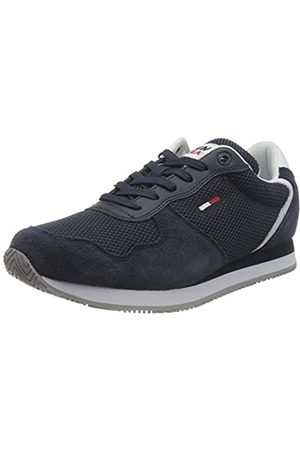 Tommy Hilfiger Damen Mono Sneaker, Marineblau (Twilight Navy)