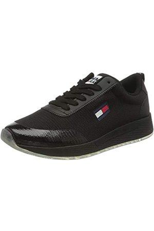Tommy Hilfiger Damen Lilly 13C2 Sneaker, Black