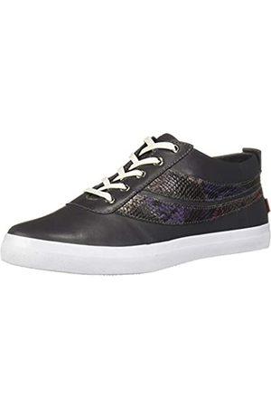 Marc Joseph New York Damen Leather Laceup Fashion Bowery Sneaker