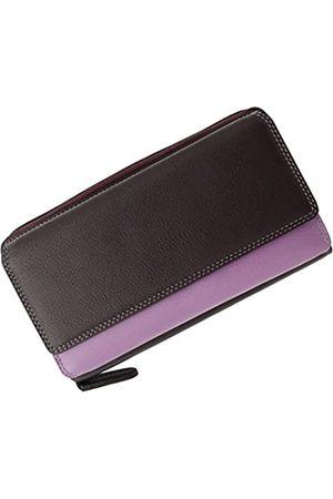 Visconti RB78 XL Geldbörse für Damen/Mädchen, weiches Leder
