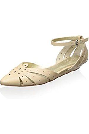 Seychelles Siren Call Ballerinas für Damen, Beige (Vacchetta)