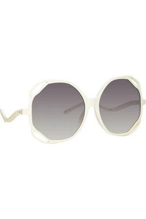 Linda Farrow Sunglasses , Damen, Größe: One size