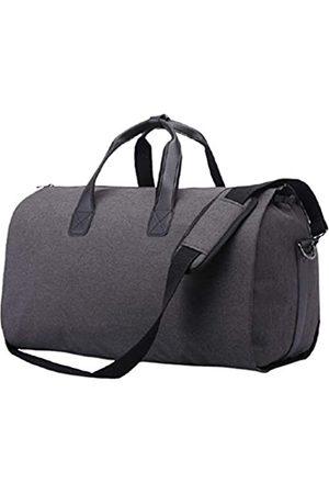 nanabee Herren Reisetaschen - Handgepäcksack / Große Reisetasche / Faltbare Flugtasche mit Schuhbeutel für Damen und Herren / Sport Wochenende
