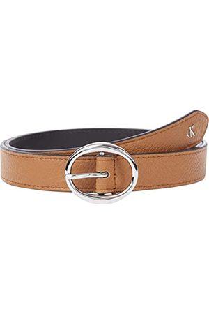 Calvin Klein Damen Rounded Classic Belt 25mm Gürtel