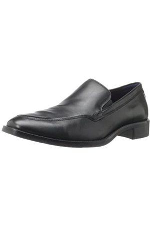 Cole Haan Herren Hill Lenox Venezianische Slip-On Loafer Schuhe, Schwarz (Schwarzer Nappa)