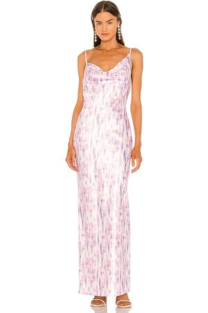 Michael Costello X REVOLVE Blaise Maxi Dress in ,Pink. Size XXS, XS, S, M, XL.