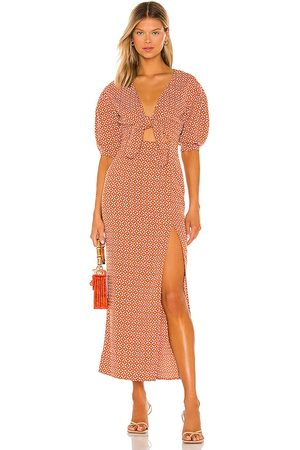 House of Harlow X Sofia Richie Vincenza Maxi Dress in . Size XXS, XS, S, M, XL.
