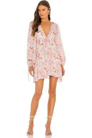 House of Harlow 1960 X Sofia Richie Fleura Mini Dress in . Size S, XXS, XS, M.