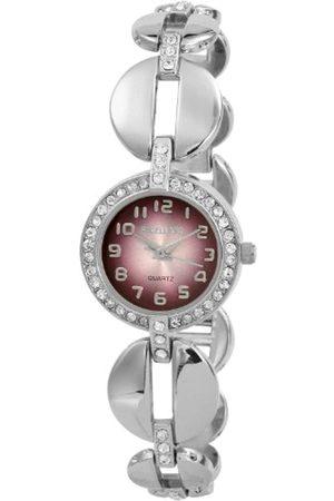 Excellanc Damen-Uhren mit Metallband 154023800008