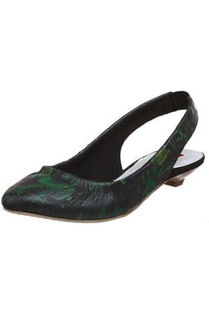 BC Footwear Damen Bowl Cut Flach