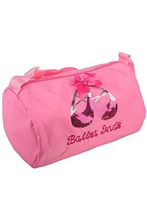 Dressy Daisy Mädchen Wasserdichte Ballett Tanztasche Handtasche Schultertasche Duffle Bag