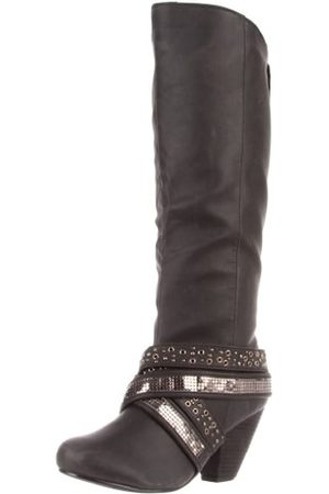 Not Rated Damen Avalon Kniehohe Stiefel