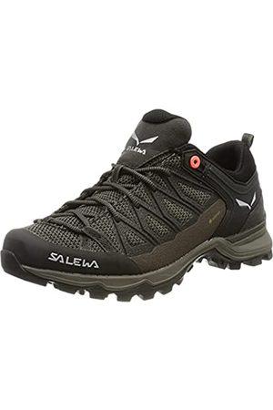 Salewa Damen WS Mountain Trainer Lite Gore-TEX Trekking-& Wanderstiefel, Wallnut/Fluo Coral
