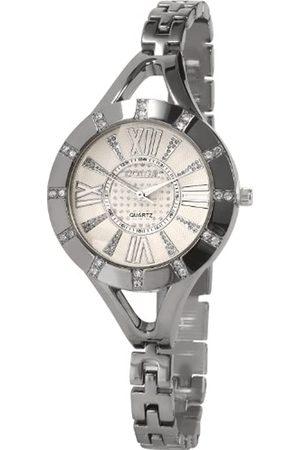 Excellanc Damen-Uhren mit Metallband 152572500014