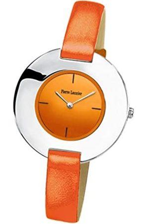 Pierre Lannier 061H644 Damen-Armbanduhr – Quarz Analog – Zifferblatt Armband Leder
