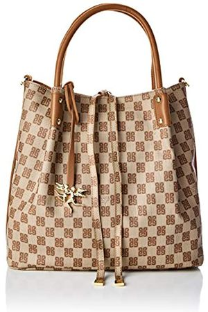 PIERO GUIDI Reversible Hobo Bag, Damen Schultertasche