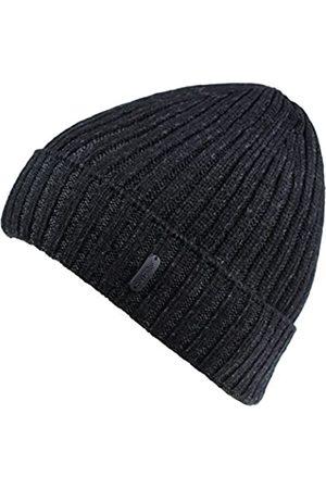 Connectyle Herren Klassische warme Winter-Hüte Thick Knit Cuff Beanie Mütze mit Futter 56-60 CM