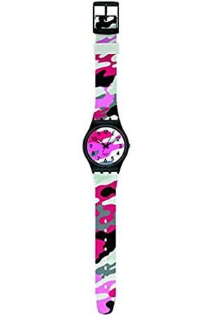 Swatch Herren-Armbanduhr Analog Plastik GB262