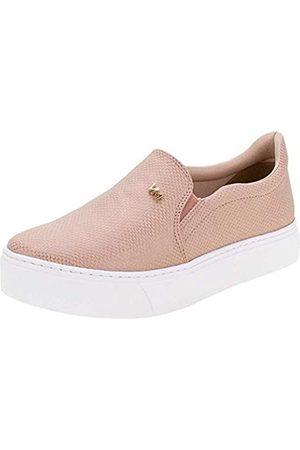 VIA MARTE Salman Slip-on-Sneaker mit Plateau, gepolsterte Innensohle, bequem, Tierdruck, (rose)