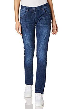 CECIL Damen 373794 Style Charlize Slim Fit Jeans