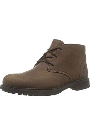 Timberland Herren Stormbuck Waterproof Chukka Boots, (Burnished Dark Brown Oiled)