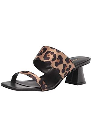 Rampage Women's Celia Heeled Strappy Sandal
