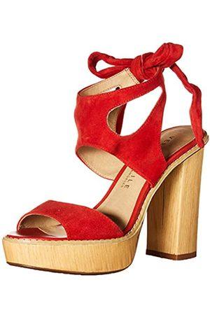 Very Volatile Damen Croft Keilabsatz-Sandale