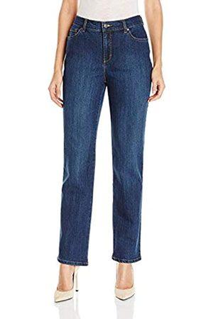 Gloria Vanderbilt Women's Petite Amanda-Classic Straight Leg Jean, Scottsdale Wash