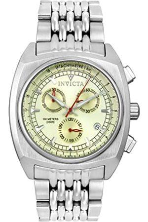 Invicta Herren-Uhren Quarz Chronograph 3916