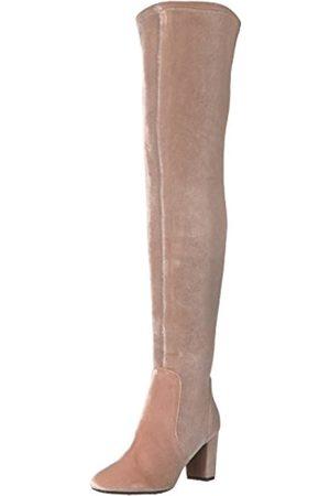 LFL by Lust for Life Frauen Pumps Rund Fashion Stiefel Pink Groesse 8.5 US /39.5 EU
