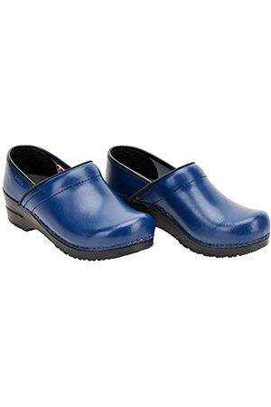 Sanita | Izabella geschlossener Clog | Original handgemacht für Damen | Anatomisch geformtes Fußbett mit weichem Schaum | | 41 EU