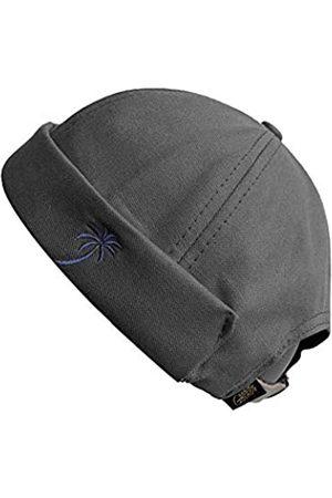 Zegoo Unisex Retro Docker Brimless Hat Rolled Cuff Harbour Hat - - Einheitsgröße
