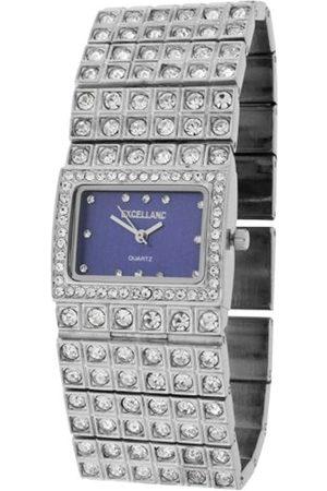 Excellanc Damen-Uhren mit Metallband 152023000027