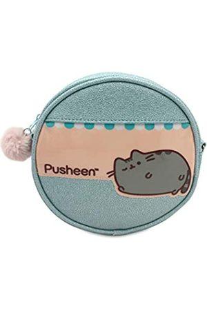 Jugavi Damen Reisetaschen - Pusheen The Cat Kulturbeutel für Mädchen, rund