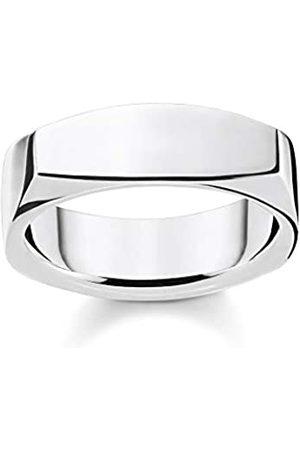 Thomas Sabo Unisex-Ring Eckig 925 Sterlingsilber TR2279-001-21-60
